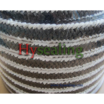Graphite Packing with PTFE Gasket for Oil Seal