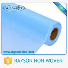 Fornecedor de guangdong de tecido não tecido de sms médica