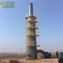 Widely Used Water Scrubber Venturi with Flushing System