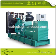 Factory price 600Kva diesel generator set, powered by Cummins KTA19-G8 engine