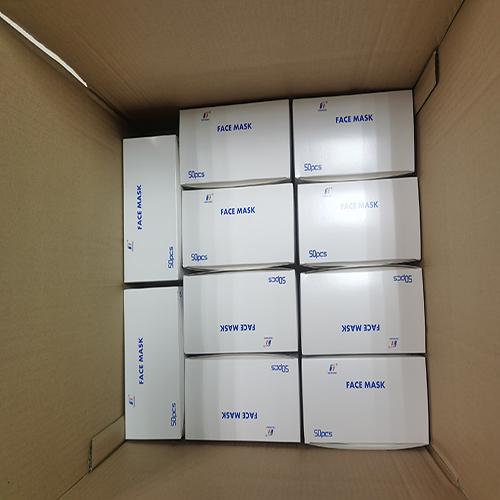 2000pcs carton medical face masks