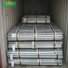 t-post borong Hot dipped galvanized studded pos t