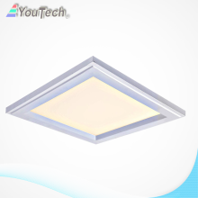 warm white 40w led square panel light