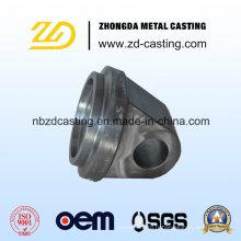 Usinage avec forgeage en acier à haute teneur en manganèse pour l'enrobage au sol