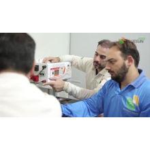 Heißer Verkauf 15kw Netz gebundenes Photovoltaiksystem