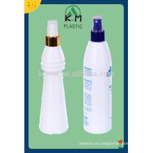 Botella cosmética de la bomba del aerosol del plástico del animal doméstico del nuevo producto