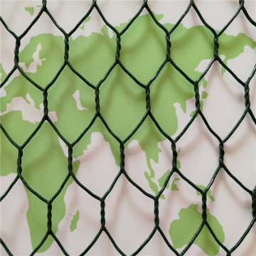 Multipurpose galvanized Hexagonal mesh wire 1/2 in netting chicken cage