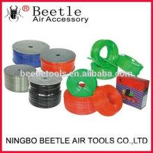 ferramenta pneumática do compressor de ar Coiled PU / PE / NYLON mangueira de ar