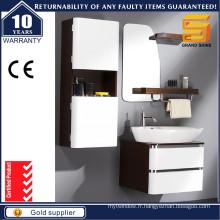Modern New Design Lacquer Storage Meubles de salle de bains