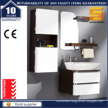 Modern New Design Lacquer Storage Bathroom Furniture