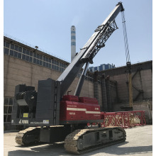 Crawler Telescopic Crane Carrying For Material
