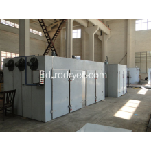 CT-C Hot Air Circulating Drying Oven untuk Packing Bottle