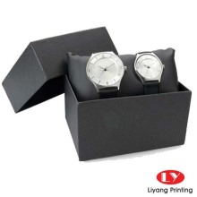 Good sales black classic watch box