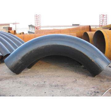 90 degree carbon steel pipe bend