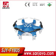 2016 nuevo original Fayee FY805 Navigator Mini Drone 2.4G 4CH 6 ejes Gyro RC Hexacopter con 3D Flips modo sin cabeza PK Dobby drone