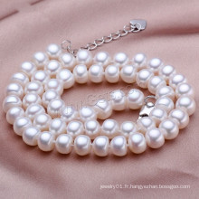 Gets.com 2015 mode collier de perles baroques en vrac