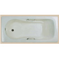 Alove Build-In Enamel Cast Iron Bathtub