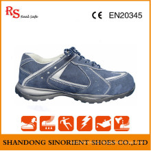 Soft Sole Ventilated Safety Shoes for Ladies RS716
