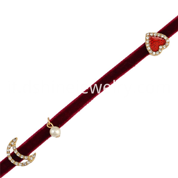 Multi-layer Wrapped Velvet Choker