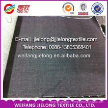 Tissu en denim de coton bleu indigo