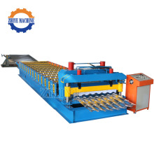 Glazing Roof Tile Roll Forming Machine