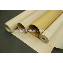 Tecido revestido de teflon tratado com produtos químicos de porcelana Alibaba
