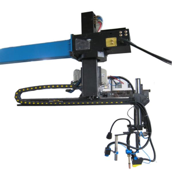 Spiral Plate Heat Exchanger Welding Robot China Manufacturer
