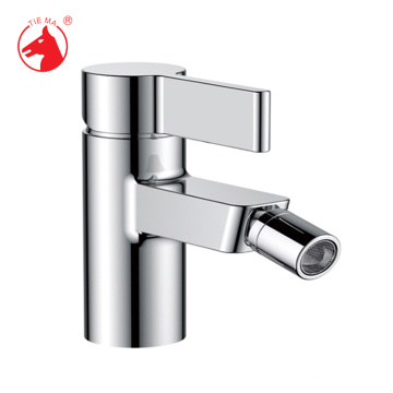 Brass Chrome Finish single lever bidet faucet mixer