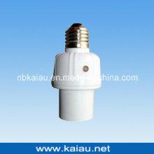 Suporte de lâmpada de sensor de fotocélula aleatório anti-roubo (KA-SLH08)
