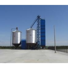 Type de tour Haute qualité 20-25t / H Ligne de production de mortier au mélange sec - Haute efficacité!