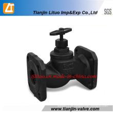 Fabricante Melhor qualidade GOST Flange Globe Valve