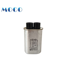 Chinese wholesaler for low price with high quality CH85 microwave oven capacitor with 2500vac 0.5uf