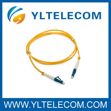 LC / PC Patch Cord Cable Singlemode Telcordia`s GR-326-Core , IEC Standard