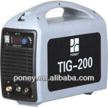 CE aprobado máquina de soldadura de alta frecuencia tig