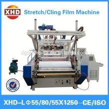 Máquina de extrusão de película de envoltório de PE stretch