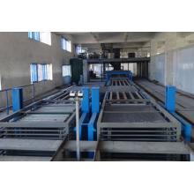Línea de producción de panel MgO