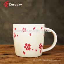 Food and beverage safety milk mug ceramic espresso mug