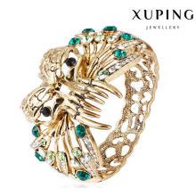 Bangle-62 Moda Luxo Cubic Zirconia jóias Pulseira