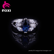 Factory Wholesale Fashion Gemstone Rings Design