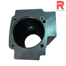 Perfiles de extrusión de aluminio / aluminio para tubo industrial