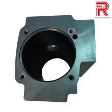 Perfis de extrusão de alumínio / alumínio para tubo industrial