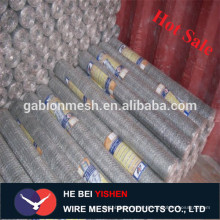 Anping galvanized hexagonal gabion wire mesh