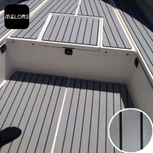 Melors Durable Synthetic Teak Decking EVA Flooring Sheet