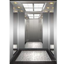 Fahrgastaufzug Commerical Elevator mit Spiegel Edelstahl