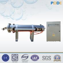 Equipo de tratamiento de desinfección de agua de acuicultura Esterilizador de agua UV