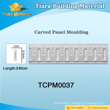 Fashion decorative crown molding for ceiling with good quality