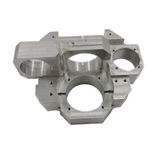 Made in China aluminium steel parts produced by cnc vertical machining center