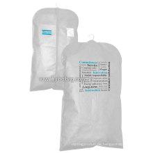 PP Non Woven Bekleidung Cover (HBGA-11)