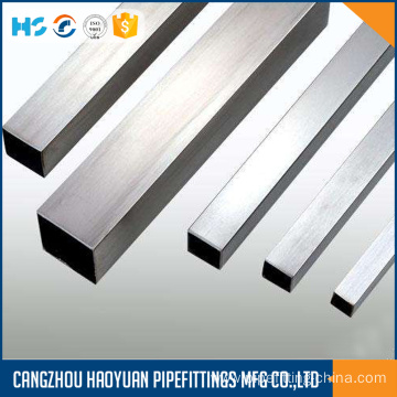 Factory Cheap price for Rectangular Pipe Stainless Steel 316L Rectangular Hollow Section Pipe export to Malawi Suppliers