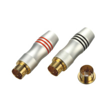 RCA Connector for Audio and Video
